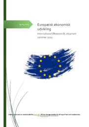 Europæisk økonomisk udvikling | Rapport | 10 i karakter
