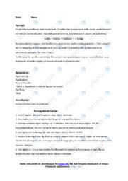 Kobbersulfat | Kemirapport | 10 i karakter