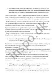 Social ulighed – Samfundsfag – 10 i karakter
