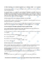 Noter til Binomialfordeling   Matematik