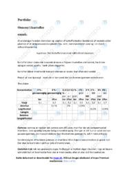 Osmose i kartofler | Portfolie i NV | 10 i karakter
