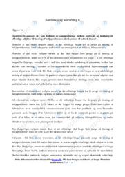 Det danske arbejdsmarked   Samfundsfagsopgave   10 i karakter