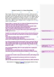 2. Tv | Analyse | Hanne Richardt Beck | 10 i Karakter