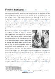 Gavrilo Princip   Analyse   Henrik Rehr   10 i Karakter