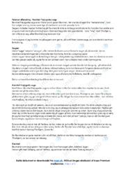 Ravnkel Frøjsgodes saga   Analyse   10 i Karakter