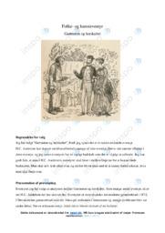 Gartneren og herskabet | Analyse | H.C. Andersen