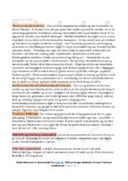 Den nye forfattergeneration | Noter Dansk
