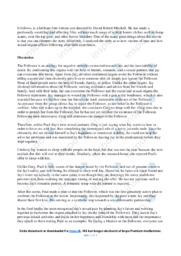'It follows' | Analysis | 10 i karakter