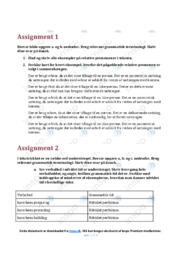 Engelsk eksamenstræning | 10 i karakter