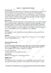Opgave 5.1 – Erstatning udenfor kontrakt | Erhvervsret