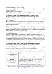 Noter til Erhvervsret | Over 10 sider