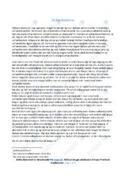 Velfærdstaterne | Gode noter til SRP