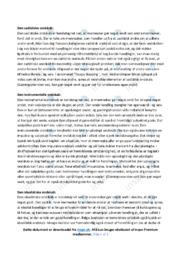 Ondskab | Noter til psykologi