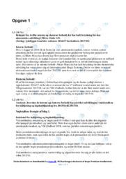 Økonomisk udvikling i Micro Matic AS | VØ opgave