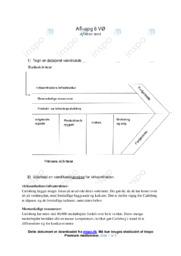 Værdikædeanalyse af Carlsberg | VØ | 10 i karakter