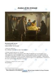 'Den druknede' | Analyse | 10 i karakter
