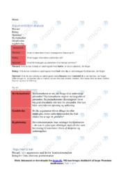 Stort dokument af noter | Noter Dansk