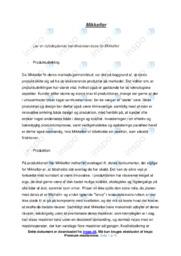 Mikkeller | Værdikædeanalyse | 10 i karakter