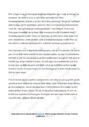 Norwegian   Analyse   10 i karakter