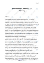 Optikerbranchen | Analyse | 10 i karakter