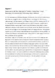 Tinderbox   Analyse   10 i karakter