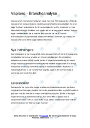 Vapiano   Analyse   10 i karakter