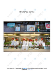 Vapiano | Brancheanalyse | 10 i karakter