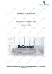 BoConcept | Analysis | 12 i karakter
