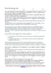 Emnet vand | Noter til biologi