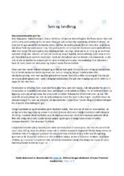 Svin og landbrug | Biologiopgave | 10 i karakter