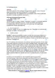 Fertilitetsproblemer | Noter
