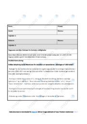 De traditionelle kønsrollemønstre | DHO | 10 i karakter