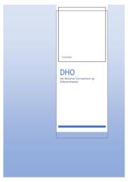 Det Moderne Gennembrud og Arbejderklassen   DHO