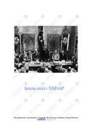 Nationalsocialisme | DHO | 12 i karakter