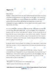 The retail industry   Speech   10 i karakter