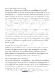 'Soldier bee'   Essay   10 i karakter