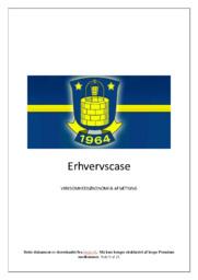 Brøndby IF | Erhvervscase | 10 i karakter