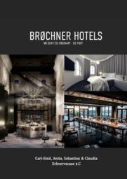 Brøchner Hotels   Erhvervscase   12 i karakter
