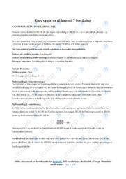 Forsikring | Jura | Opgave | 10 i karakter