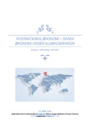 Dansk økonomi under globaliseringen | Noter