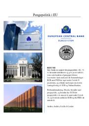Pengepolitik i EU | Noter til IØ opgave