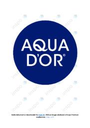 Aqua d'or | Afsætningsopgave | 10 i karakter