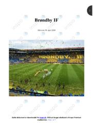 Brøndby IF | Afsætningsopgave | 10 i karakter