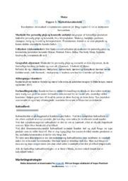 Matas | Markedskarakteristik | 10 i karakter