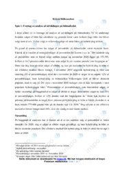 Hybrid Bilbranchen | Analyse | 10 i karakter