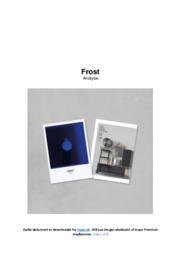 Frost | Analyse | 12 i karakter