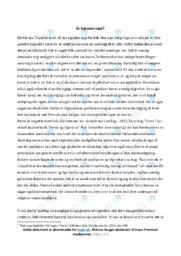 Hævn | Analyse | Robert Zola Christensen | 10 i Karakter