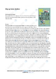 Mig og Dylan Walker | Analyse