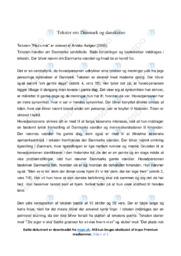 Plads nok | Analyse | 10 i karakter