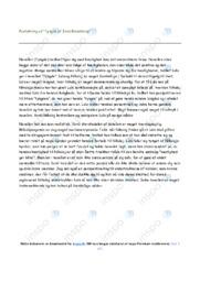 Tyngde | Analyse | 10 i karakter